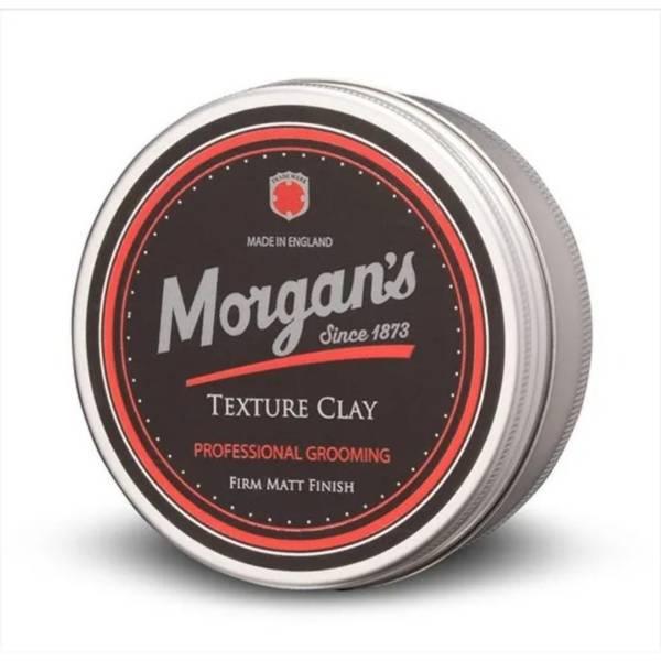 Morgan's Texture Clay. 75ml.