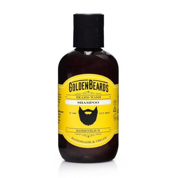 Golden Beards Skjeggshampo.